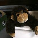 Plush Monkey Business by patjila