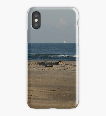 Beach View iPhone Case/Skin