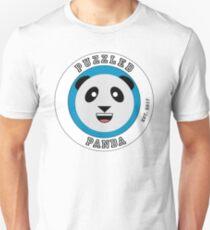 Puzzled Panda High School  Unisex T-Shirt
