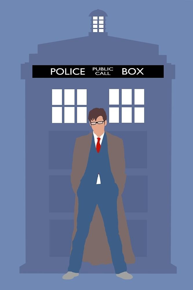 TARDIS by sarahconley