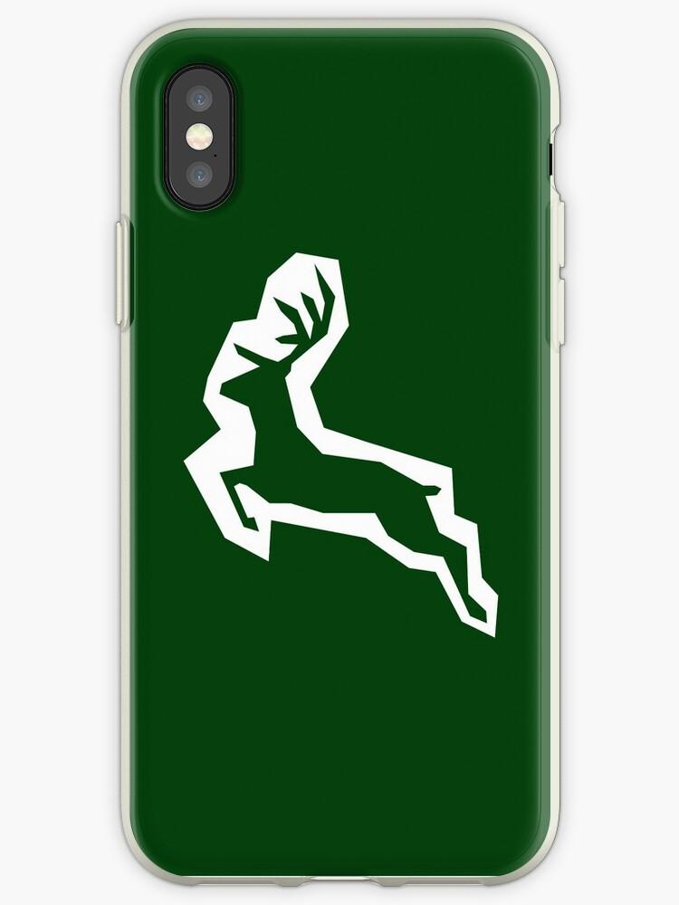 Stag Logo by Dartington & Co