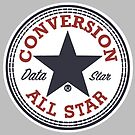 Data Conversion All Star by Curtis Cunningham