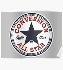 Data Conversion All Star Poster