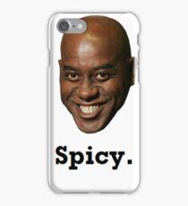 Spicy - Ainsley Harriott iPhone Case/Skin