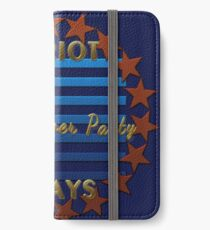 True Patriot iPhone Wallet/Case/Skin