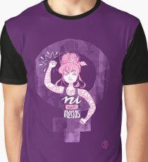 Ni una menos. Versión violeta. Graphic T-Shirt