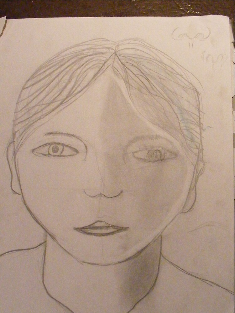 Portrait by jbrinx27