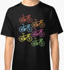 Rainbow bicycles Classic T-Shirt