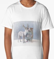 Winter time Long T-Shirt