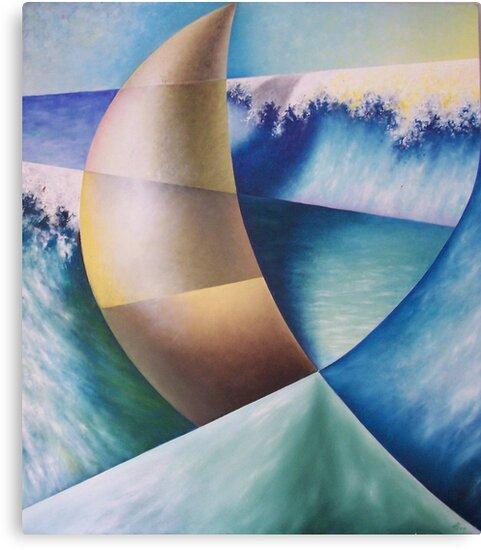 Sailing by Karsten Stier