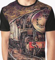 Steam Journey Graphic T-Shirt