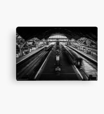 Southern Cross Station Canvas Print