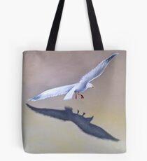 Seagull in Flight 2 Tote Bag