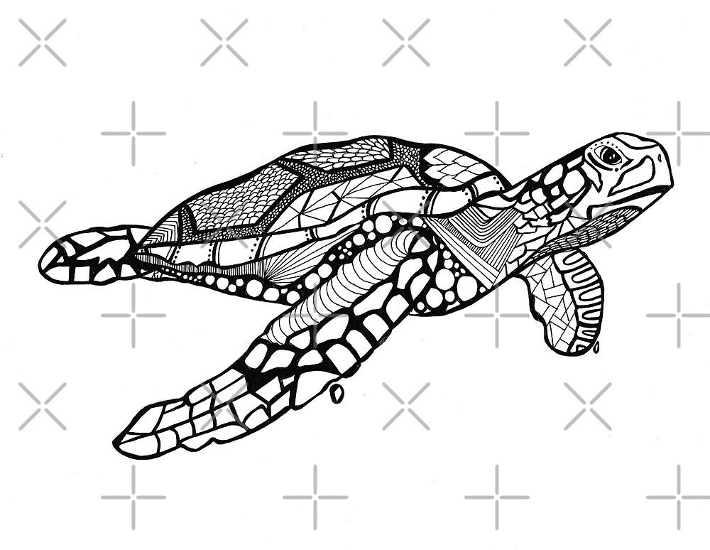 Turtle Turtle.  by kk3lsyy