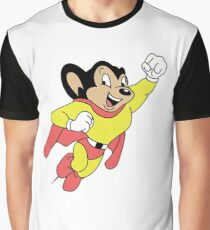 Here He Comes to Save the Day! Graphic T-Shirt