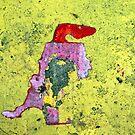 ...the walk of the dinosaur... by Lynne Prestebak