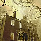 Prichard Mansion by Wini Minerd