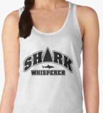 Shark whisperer Women's Tank Top
