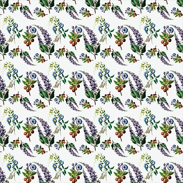 Heritage Flowery Fruity Botanicals  by pjscribble
