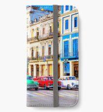 Wacky Races Havana Cuba  iPhone Wallet/Case/Skin