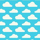 Fluffy clouds by EuGeniaArt