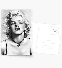 Marilyn monro Postcards