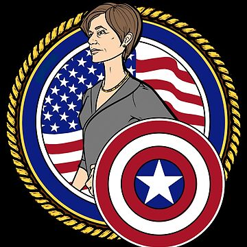 Sally Q. Yates by caitlin2006