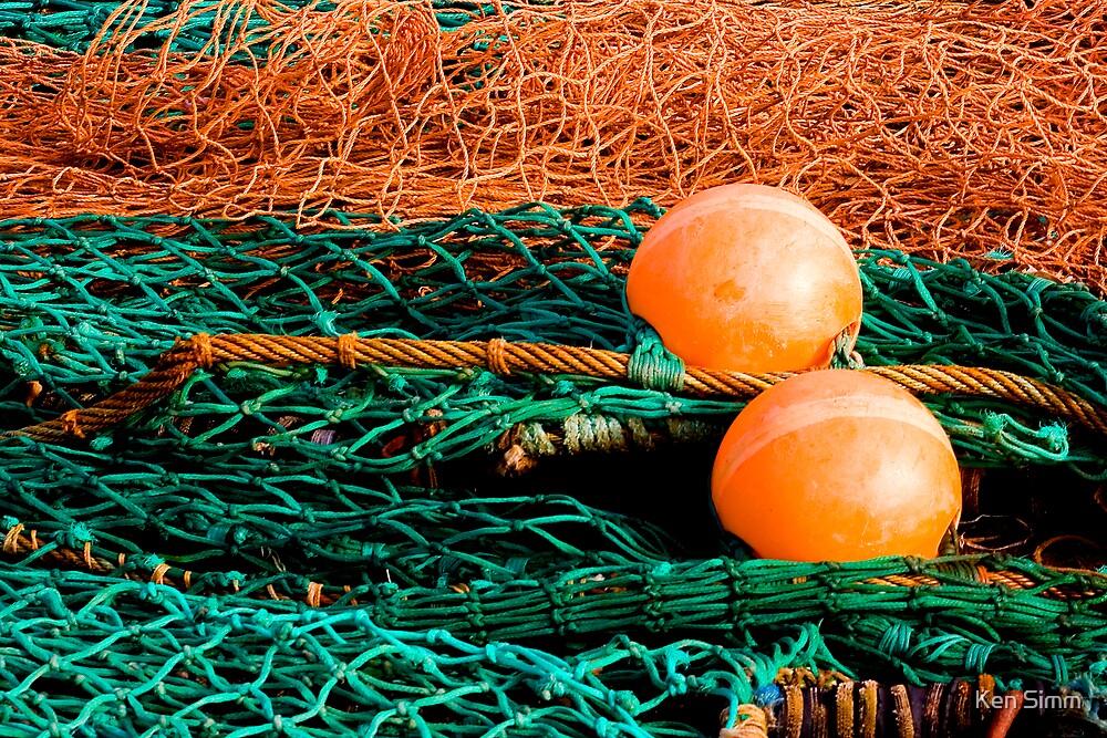Floats & Nets by Kenart