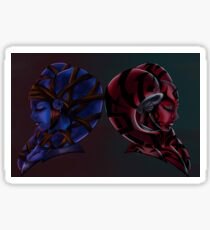 Aayla and Talon  Sticker