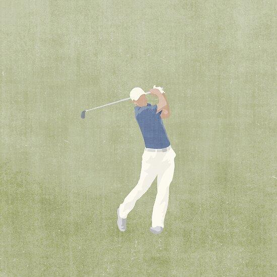 SUMMER GAMES / Golf von Daniel Coulmann