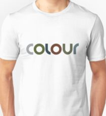 Colour - Dull Days Unisex T-Shirt