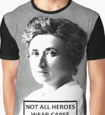 Rosa Luxemburg Graphic T-Shirt