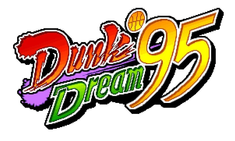 Dunk Dream 95 - Neo Geo by dreamhoop