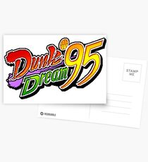 Dunk Dream 95 - Neo Geo Postcards