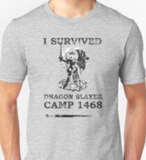 Dragon Slayer Camp 1468 Unisex T-Shirt