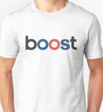 Boost - OG Black Unisex T-Shirt