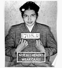 Rosa Parks Poster
