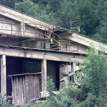 Bosnian Factory by catscan