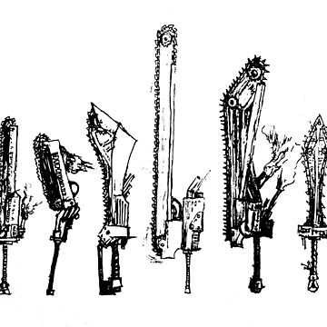 Chain Swords by Gaius