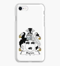 Byron  iPhone Case/Skin
