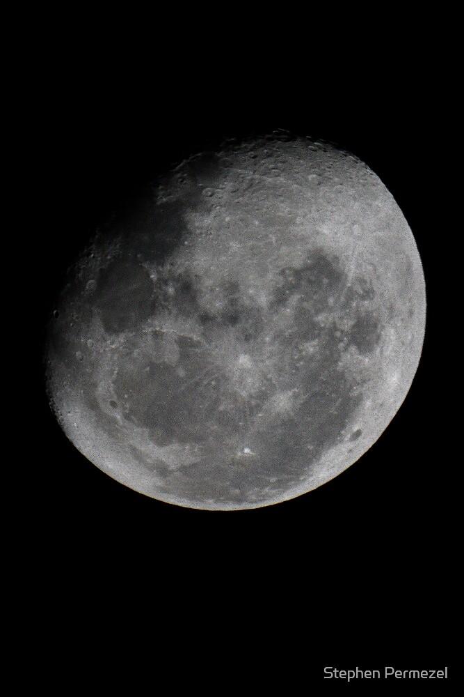 Moon by Stephen Permezel