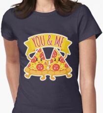 You & Me Womens Fitted T-Shirt