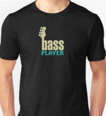 Vintage Bass Player T-Shirt
