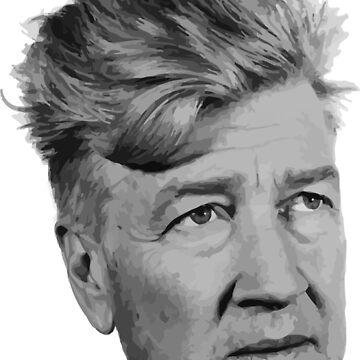 David Lynch by princessbedelia