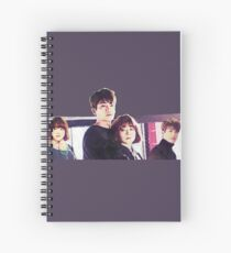 STRONG WOMAN - Thinking Of You Spiral Notebook