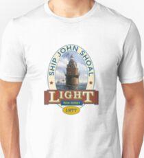 Ship John Shoal Lighthouse Unisex T-Shirt