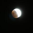Lunar Eclipse by Teresa Zieba