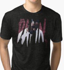 Damn. Tri-blend T-Shirt