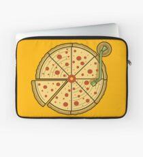Pizza Vinyl Laptop Sleeve