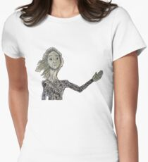 La Lloca Camiseta entallada para mujer
